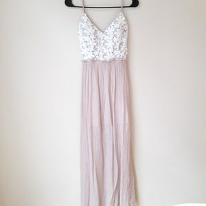 Boho maxi dress: BUNDLE ONLY